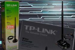 Análisis: Antena TP-Link 2.4Ghz 8dBi Omni-Directional