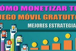 30 modos de monetizar tu juego móvil
