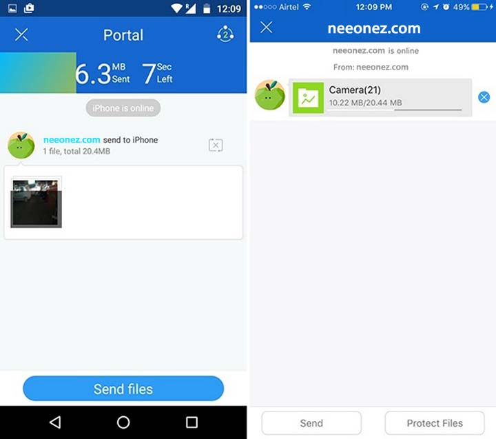shareit-mover-datos-de-android-e-iphone