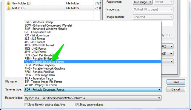 Free PDF Compressor 1.12 - Pplware