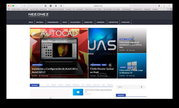 36c6a16ce Alternativas a Safari  Los 7 Mejores Navegadores para Mac