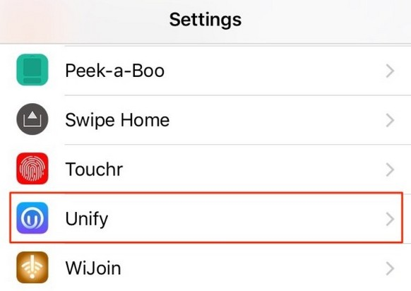 agrupar notificaciones app ios 4