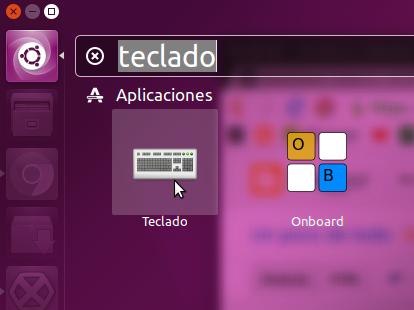 atajos de teclado ubuntu modificar