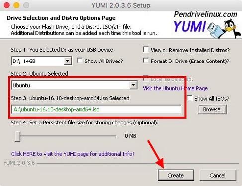 crear multiboot usb linux 2