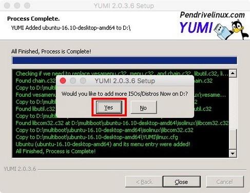 crear multiboot usb linux 3