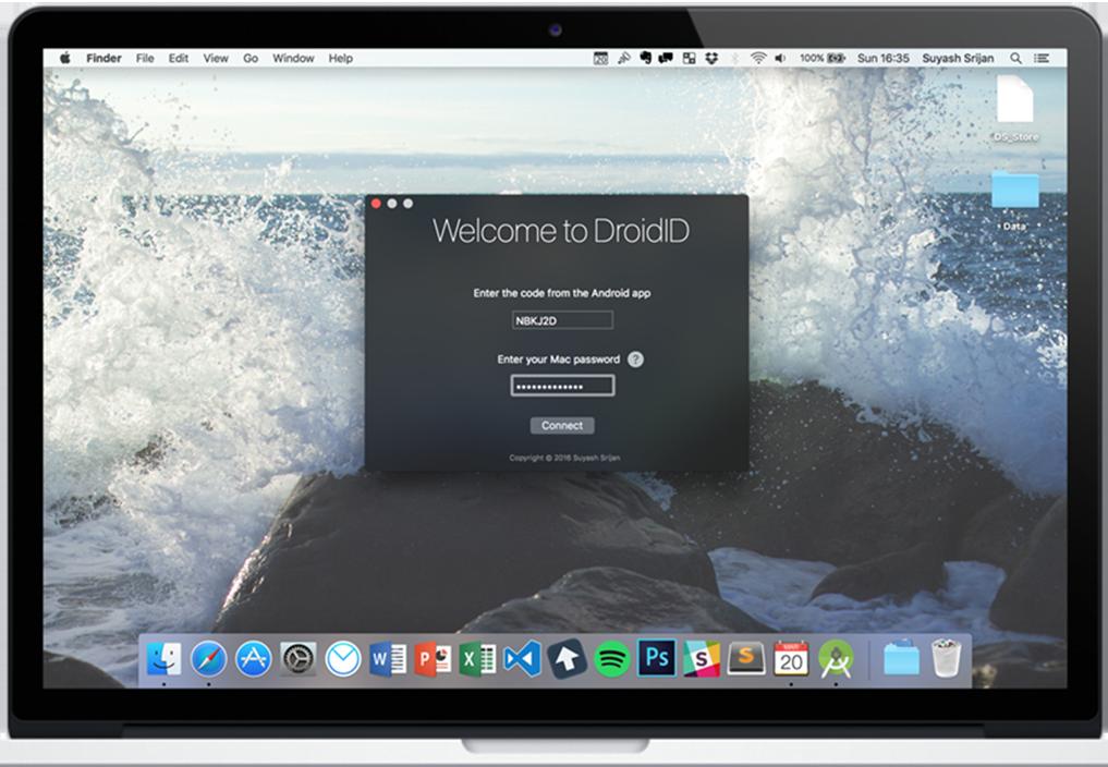 droidid desbloquear mac android requisitos