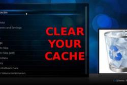 Cómo vaciar la caché de vídeo en Kodi
