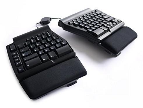 mejores teclados ergonomicos 8