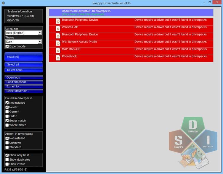 aplicaciones actualizar controladores 3