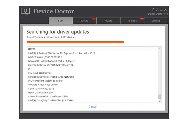 aplicaciones actualizar controladores 9