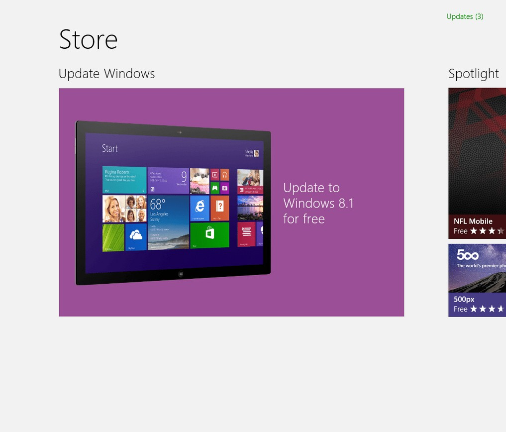 como actualizar windows 8.1 2