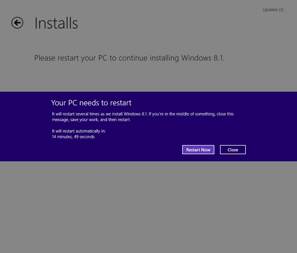 como actualizar windows 8.1 5
