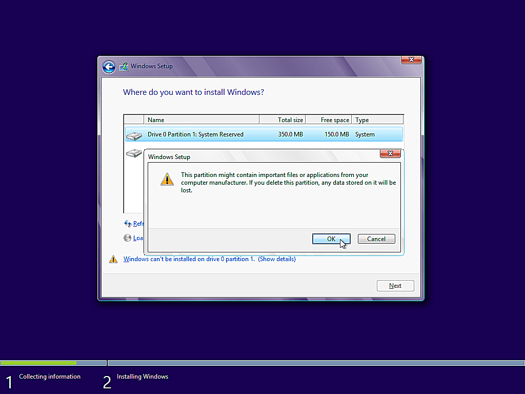 como instalar windows 8 14