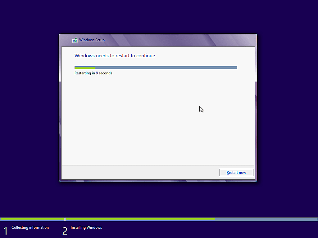 como instalar windows 8 17