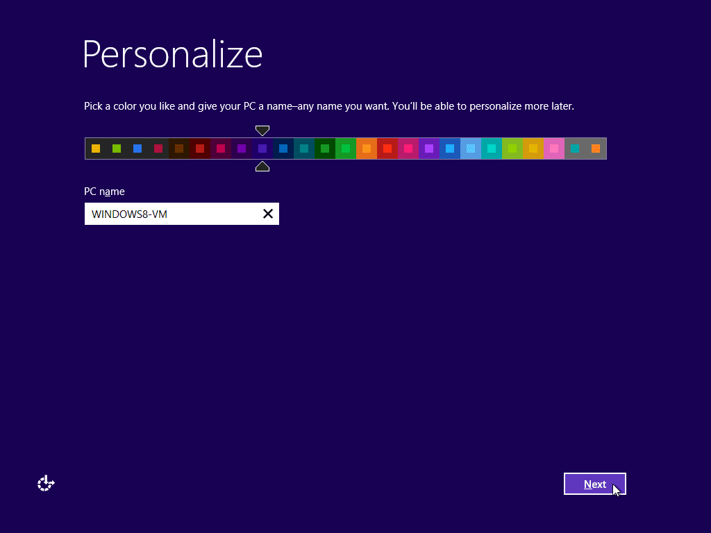 como instalar windows 8 24