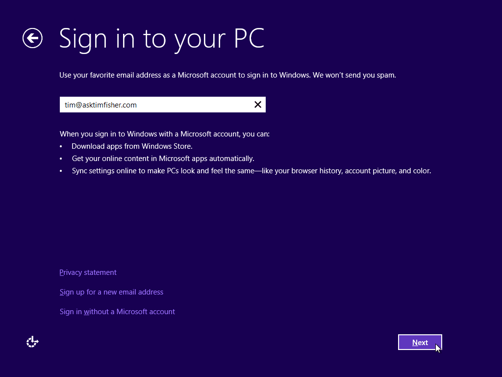 como instalar windows 8 27