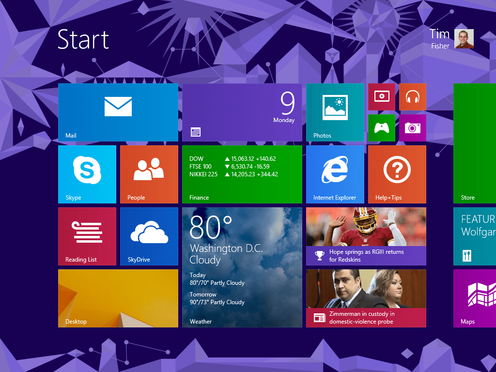como instalar windows 8 32