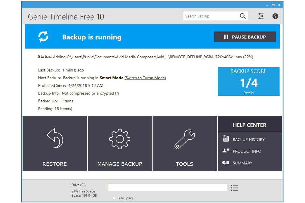 mejores aplicaciones backup gratuitas 12