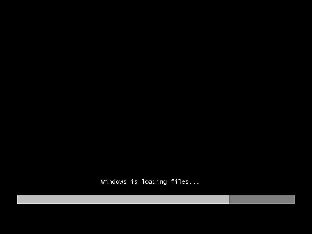 como reparar inicio windows vista 2