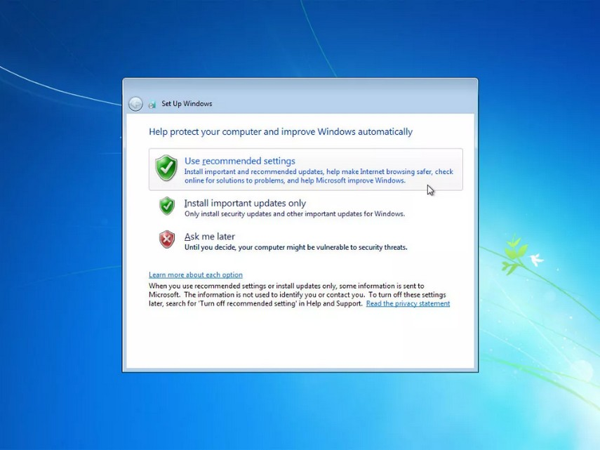 como instalar windows 7 29