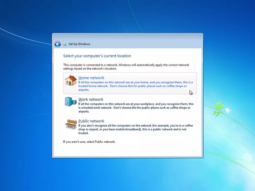 como instalar windows 7 31