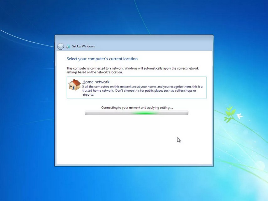 como instalar windows 7 32