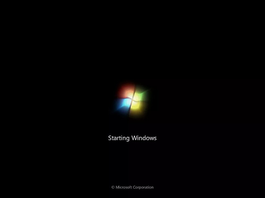 como instalar windows 7 4