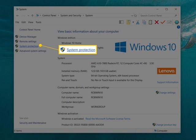 como utilizar herramienta reparacion sistema windows 3