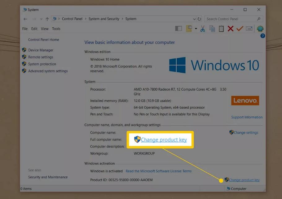 como-cambiar-clave-producto-windows 4