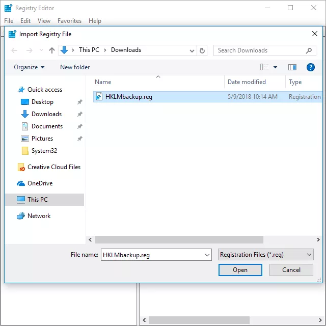 como-restaurar-registro-windows 2