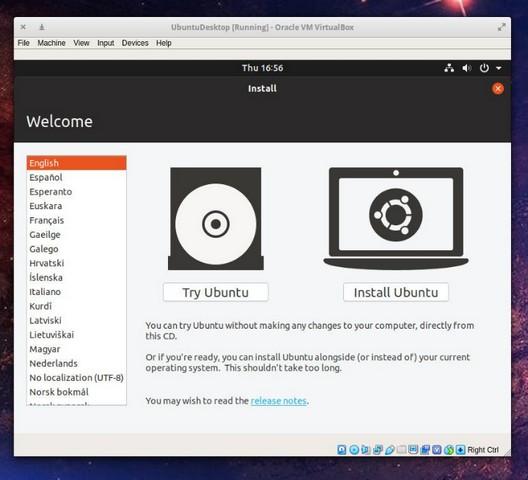 como instalar linux 3